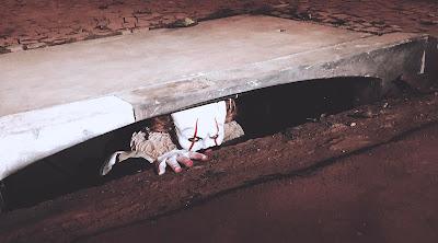 O palhaço Pennywise. Crédito da foto: Divulgação/SBT