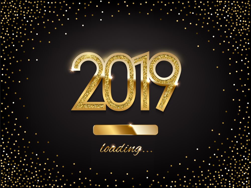 [ HD ] Happy New Year 2019 Images | New Year 2019 ...