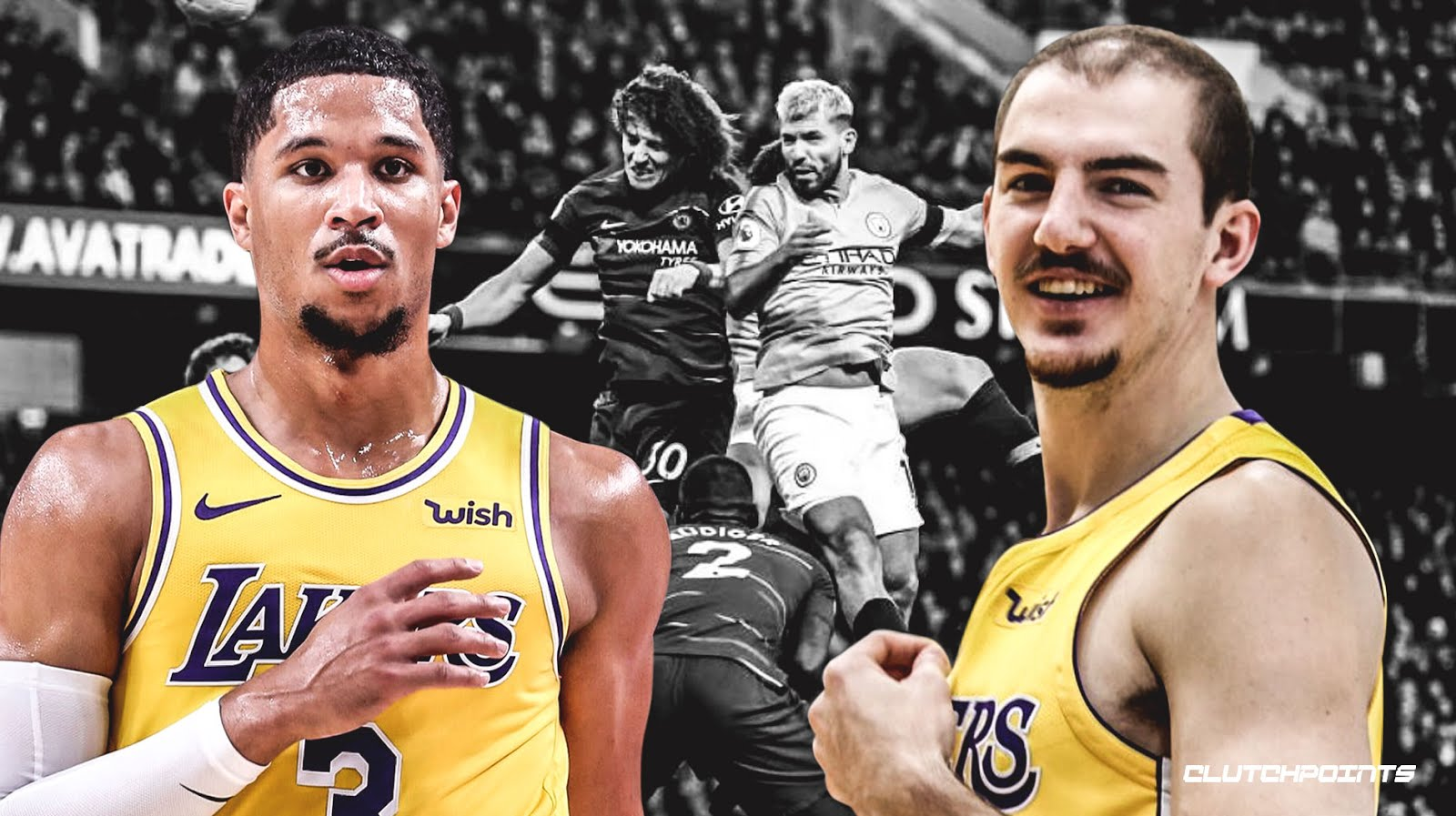d869d5821622 Alex Caruso   Lakers  Josh Hart