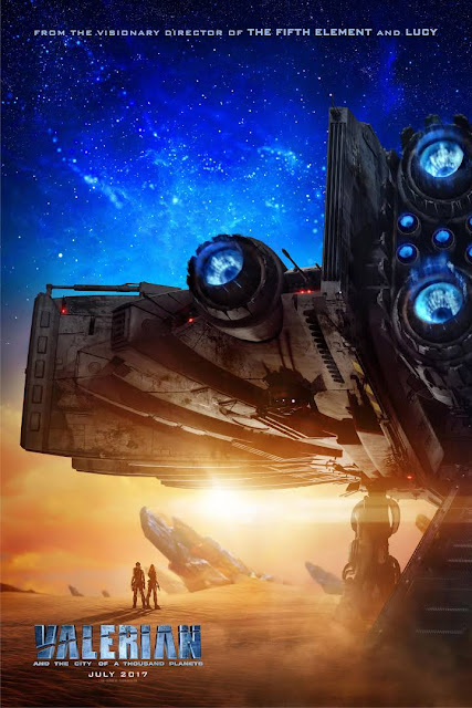 Download Film Valerian and the City of a Thousand Planets (2017) Bluray Subtitle Indonesia