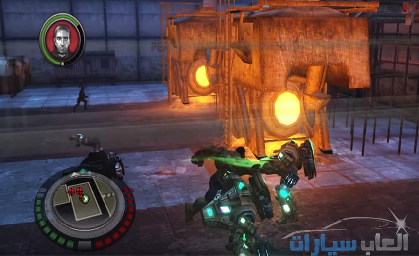تحميل لعبة الرجل الأخضر للكمبيوتر برابط مباشر
