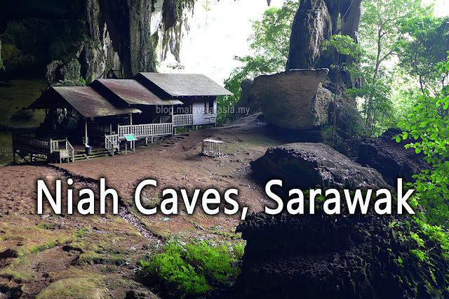 Tom Harrisson House Niah Cave
