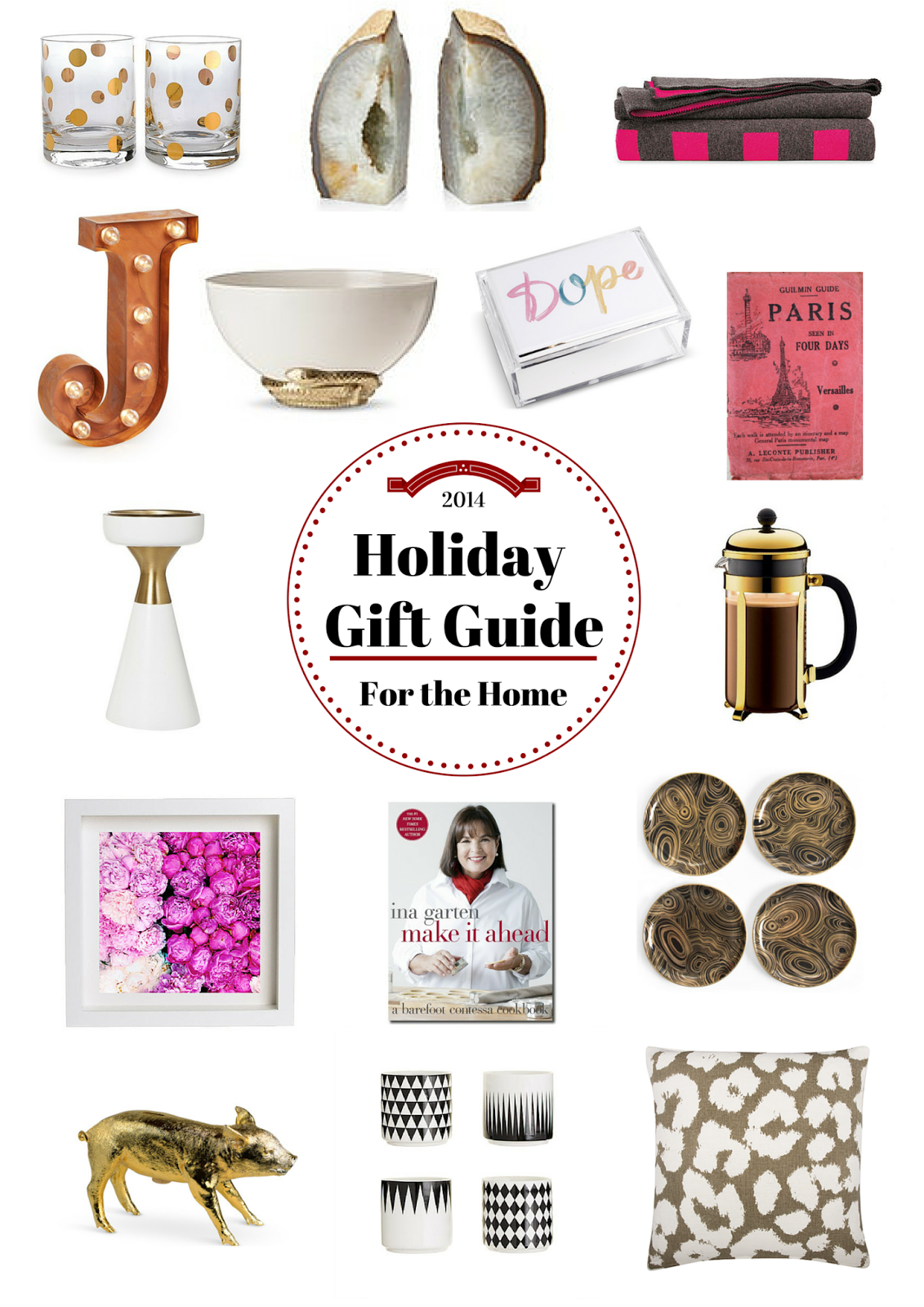 Project Soiree 2014 Holiday Gift Guides