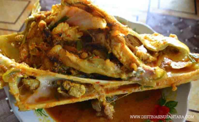 Artikel kuliner tentang Pindang Gombyang Khas Indramayu, rm panorama indramayu, resep pindang gombyang tanpa santan, resep dan ulasan.