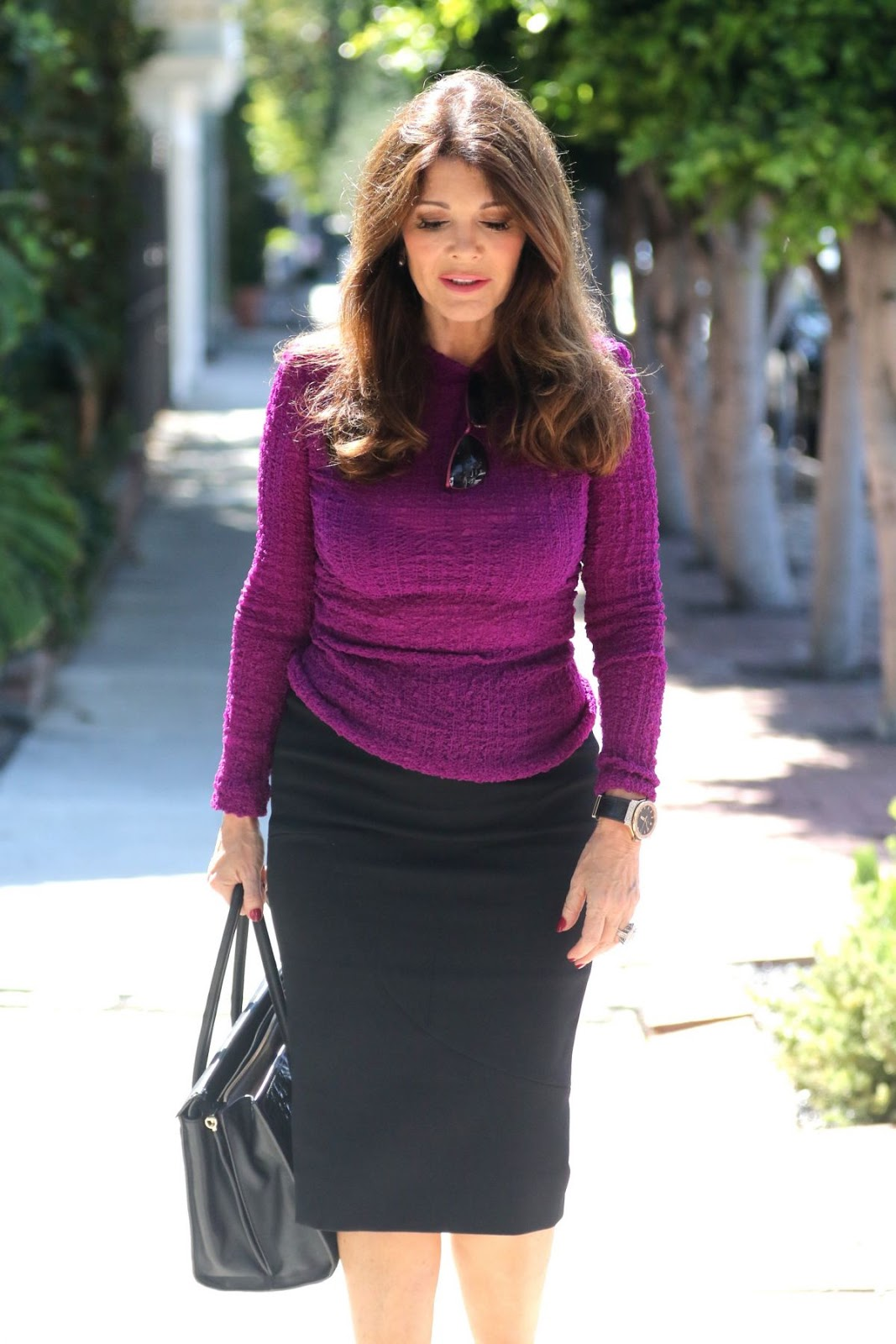 Lisa Vanderpump out for Shopping in West Hollywood