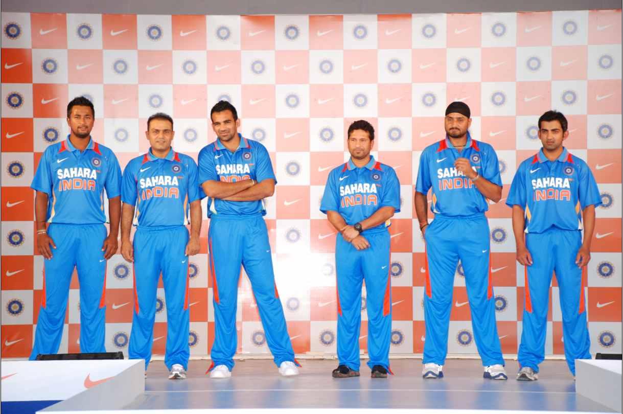 Wallpaper Team India National Cricket Team Indian: All Sports Wallpapers: India Cricket Team Wallpapers