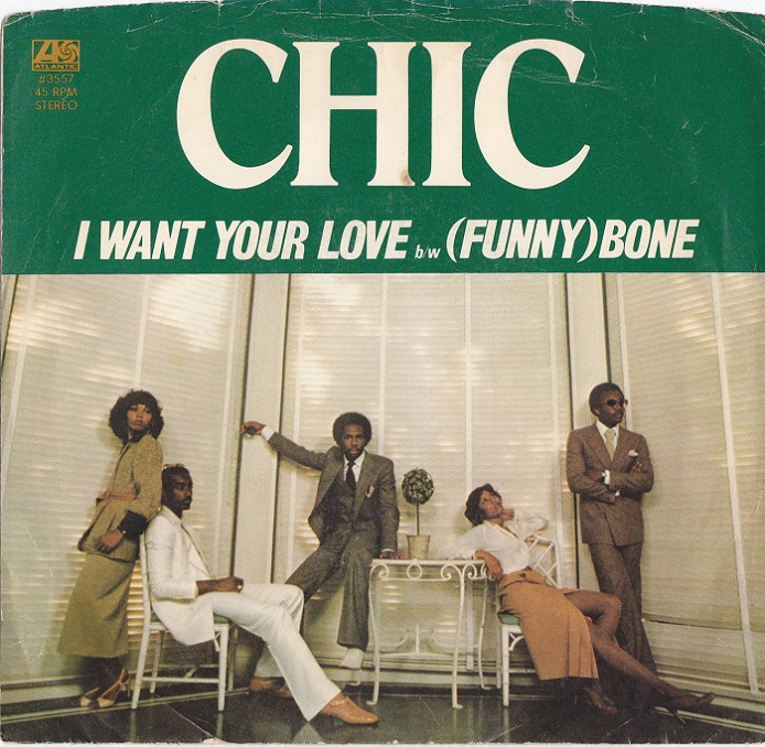 Chic - I Want Your Love (Todd Terje Edit)