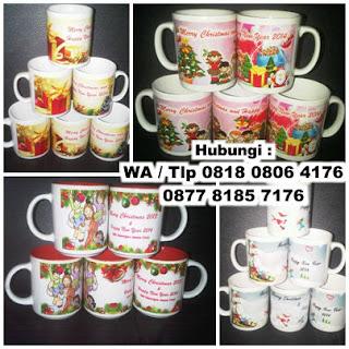 souvenir mug perusahaan, Mug souvenir natal, Mug souvenir tahun baru, Mug souvenir imlek