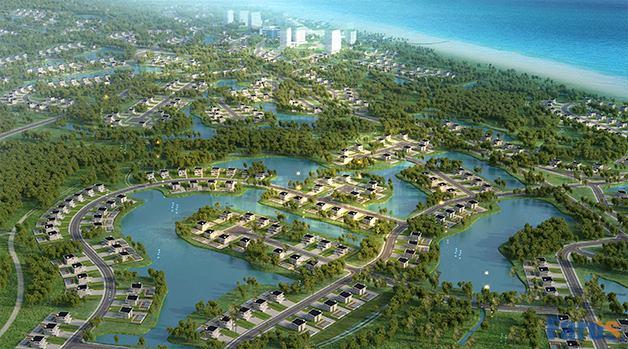 Phối cảnh FLC Quảng Bình