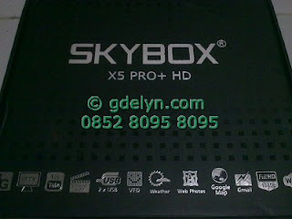 Skybox X5 Pro+ HD,jual receiver,receiver parabola