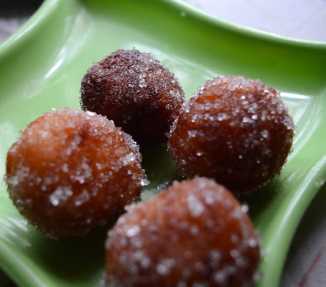 Dry Gulab Jamun | Easy Diwali Sweet