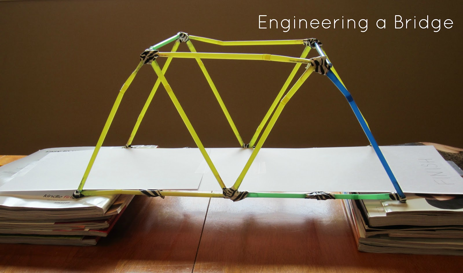 Mechanical engineering and building bridges