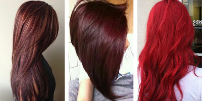 perfect hair color shade