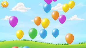 تحميل لعبة البالونات التعليمية للأطفال