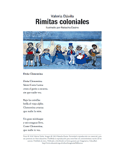 rimitas coloniales
