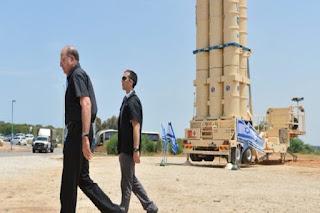 Israel Tes Rudal Berkemampuan Nuklir