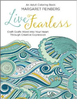 Review - Live Fearless: An Adult Coloring Book