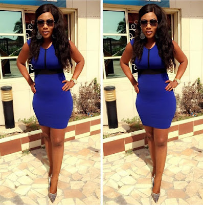 Famous Nollywood Actress Recounts Life As An Orange Seller Before Movie Stardom