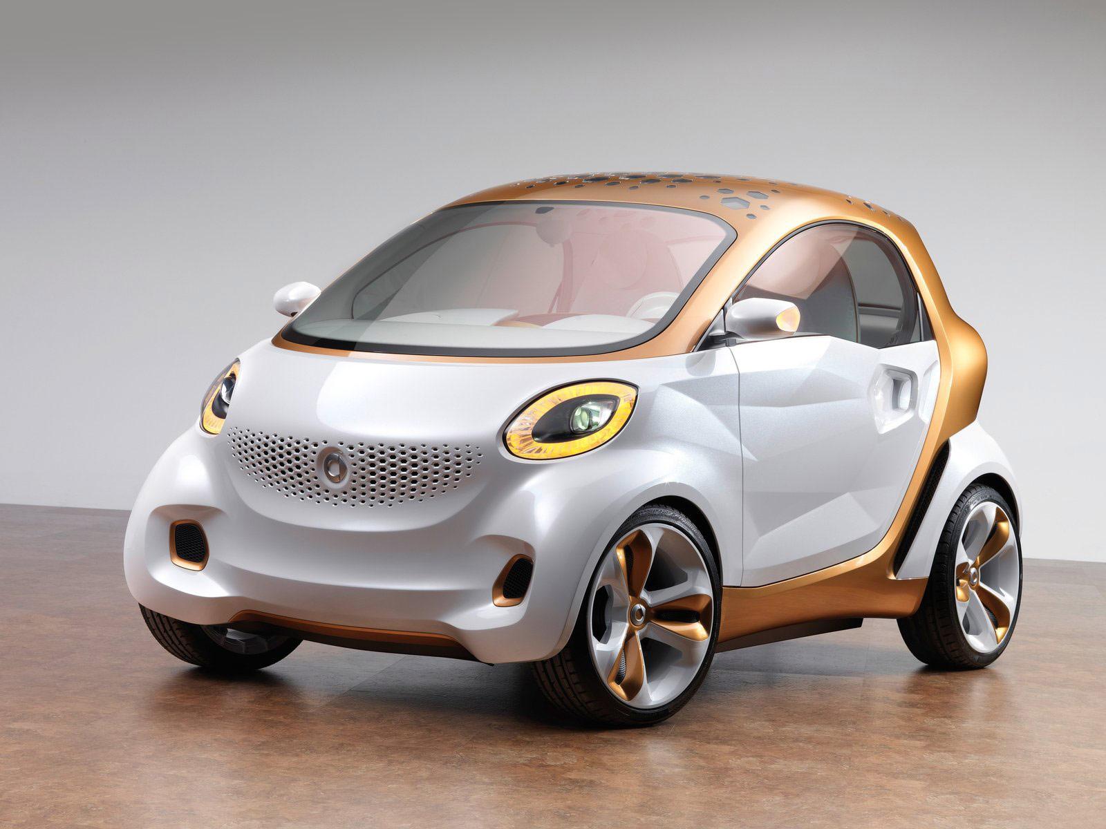 2011 smart forvision concept car. Black Bedroom Furniture Sets. Home Design Ideas