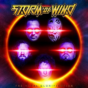 "Storm of Wind - ""Metal of Steel"" (lyric video) from the album ""The Total Glorification"""