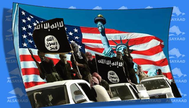 أمريكا-داعش