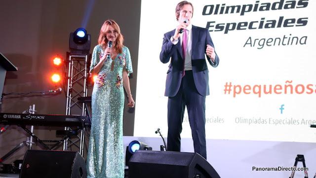 Exitosa Comida Anual Solidaria de Olimpíadas Especiales Argentina para impulsar su programa Pequeños Atletas