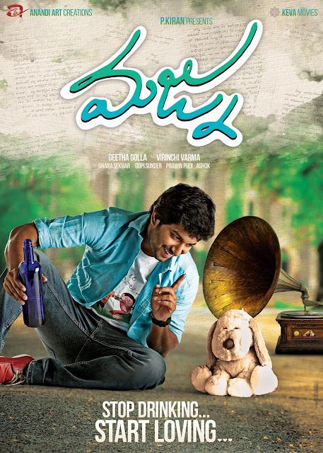Actor Nani Majnu First Look