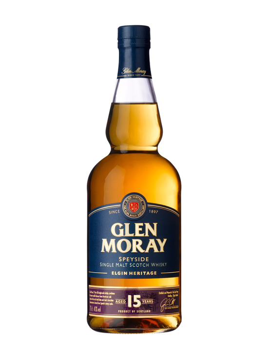 Glen Moray 12, 15 & 18 Years