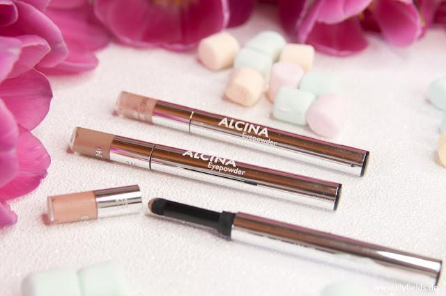 Alcina - Eyepowder Stifte