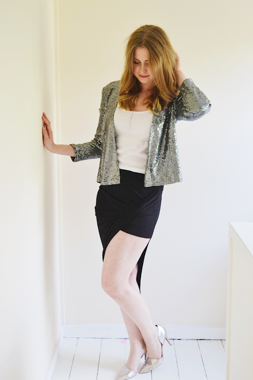 How to wear the metallic trend SS16, fashion bloggers, UK fashion blog, FashionFake