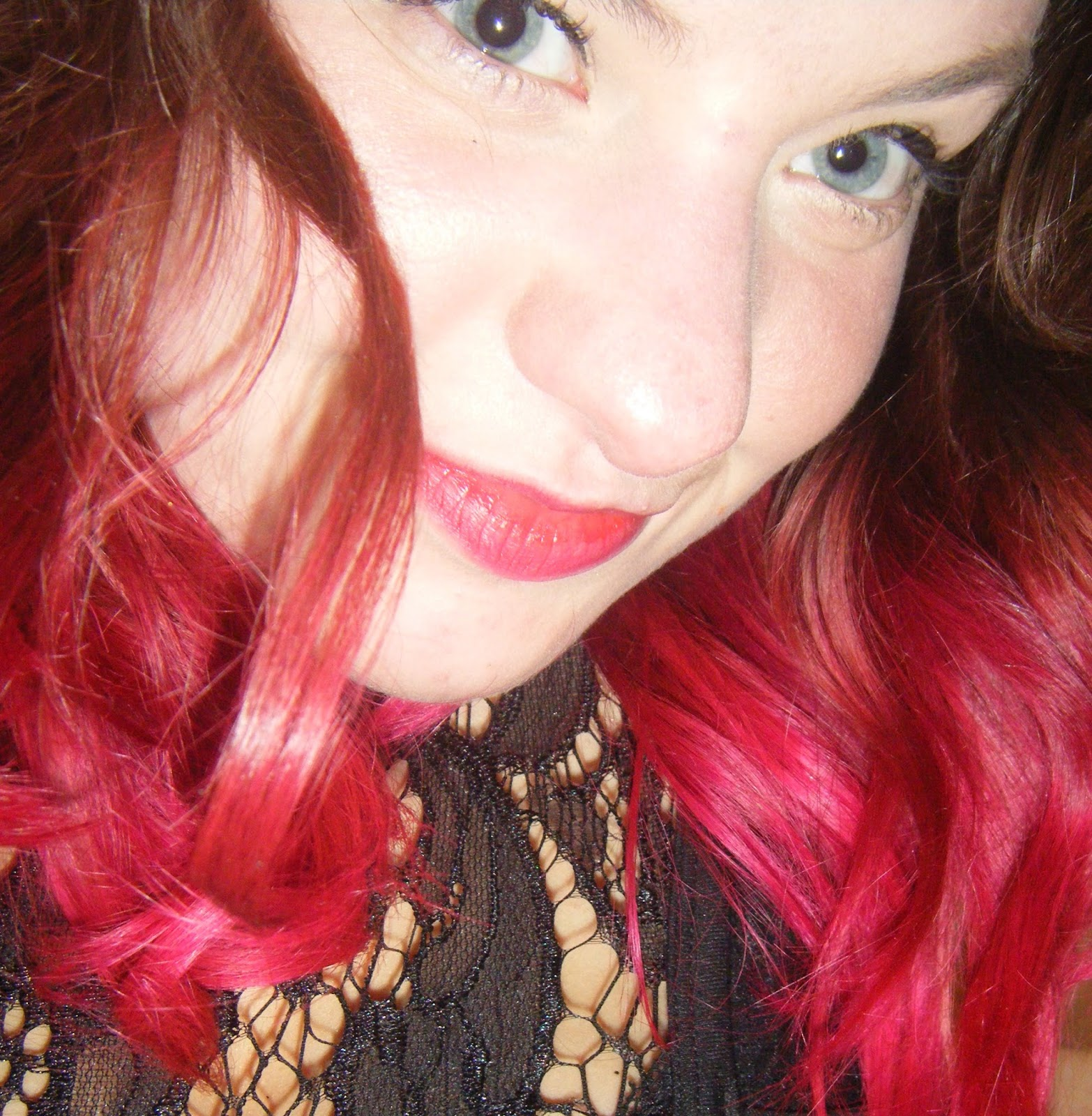 La Riche Directions Rose Red Hair Dye Geek Gets Glam