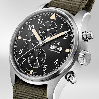 IWC Pilot Chronograph Ref. IW377724