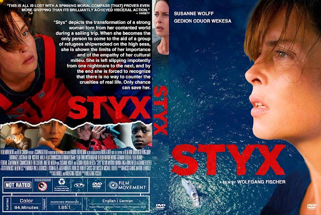 Styx DVD DVD Cover