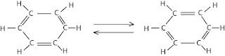 rumus struktur benzena