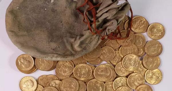 benda yang berumur renta akan laris dijual dengan harga yang mahal alasannya keunikan benda Tak Disangka, Koin Emas Kuno ini nilainya mencapai Rp 4 Miliar!