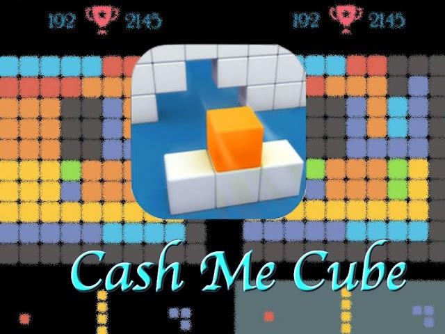 【遊戲app介紹】強迫症禁止 簡單無聊的《Cash Me Cube》