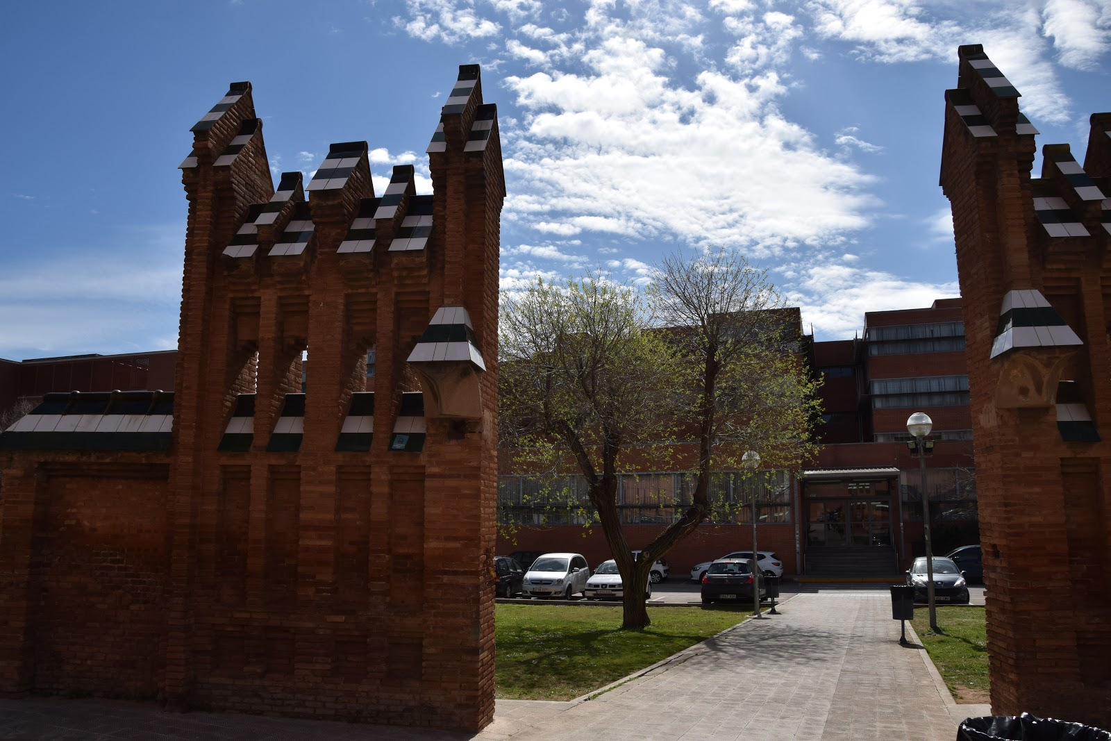 Gaudi brama Guell