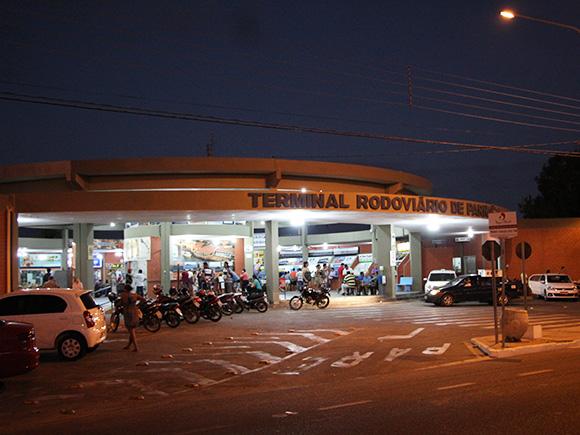 Jornal da Parnaíba: Revitalizado, Terminal Rodoviário de Parnaíba ...