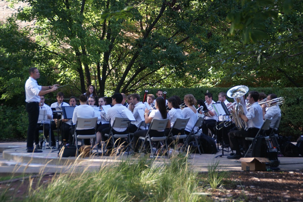 South Loop Connection Storytime With Sousa Free Concert Sunday August 28 At Chicago Women S