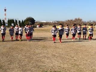 U-14 (2/14・15) 試合結果