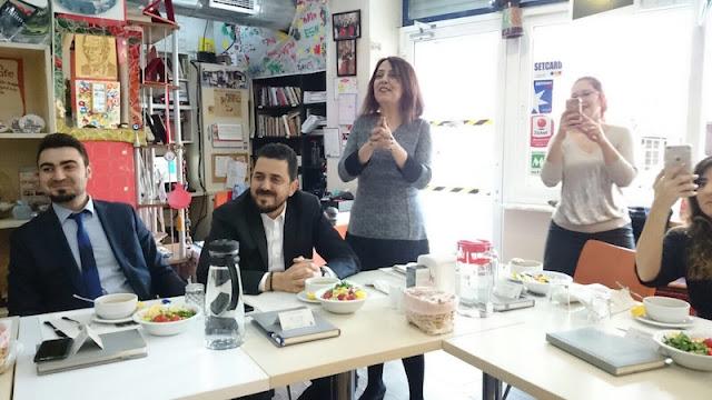 huzun sarisi ile hediyeleşme etkinliği 4 buluşması 3