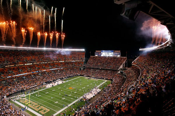 Cleveland Browns Luxury Suite Rentals For Sale, First Energy Stadium