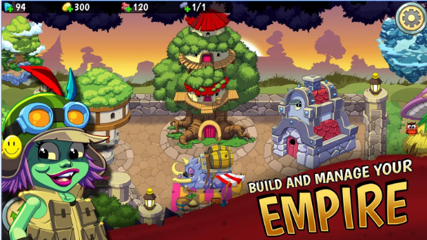Trolls vs Vikings 2 APK MOD v0.12.8.5 Unlimited Mana + Hero + Skills DFor Android Download