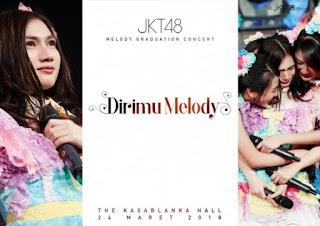 cari tiket event jkt48 melody graduation concert di the kasablanka mall jakarta