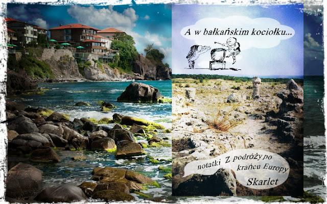 """""""A w bałkańskim kociołku... notatki z podróży po krańcu Europy"""" Skarlet [PRZEDPREMIEROWO + PATRONAT]"""