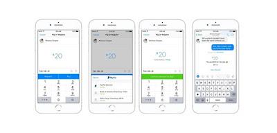 Facebook Messenger ahora te deja enviar dinero con PayPal