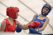 Sorra halmozza a sikereket a hajdúszoboszlói bokszoló, Jónás Kornélia