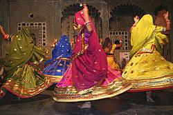 Rajasthan ka Ghoomar nritiye