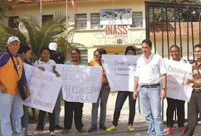 Trabajadores del Inass arrivan a un año de lucha ante despidos injustificados