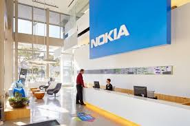 Nokia Office Interior